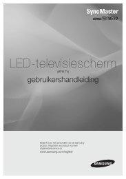 LED-televisiescherm - Icecat.biz