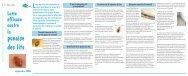Lutte efficace contre la punaise des lits - Publications du ...