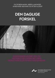 DEN DAGLIGE FORSKEL - PURE - Aarhus Universitet
