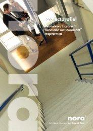 Projectprofiel Woonbron Dordrecht renovatie met norament ...