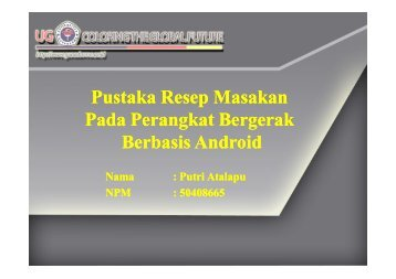 DOKUMEN PRESENTASI.pdf - Repository