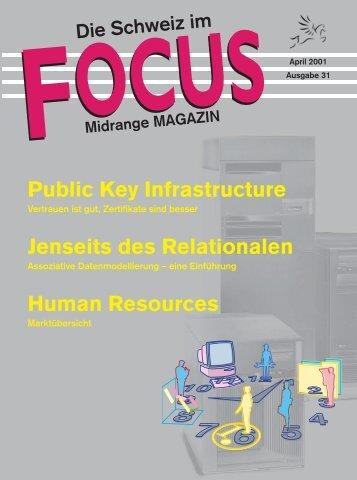 Public Key Infrastructure Jenseits des ... - Midrange Magazin
