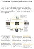 Autodesk® Factory Design Suite Flexibiliteten att vara innovativ och ... - Page 2