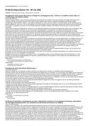 Onderzoeksprojecten (10 - 20 van 262)
