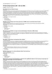 Onderzoeksprojecten (320 - 330 van 648)