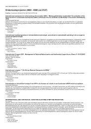Onderzoeksprojecten (4960 - 4980 van 9127)