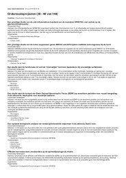 Onderzoeksprojecten (30 - 40 van 144)