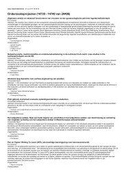 Onderzoeksprojecten (14730 - 14740 van 24496)