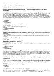 Onderzoeksprojecten (20 - 40 van 41)