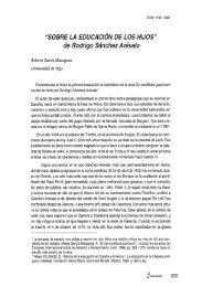 Sobre la educación de los hijos, de Rodrigo Sánchez Arévalo - RUC
