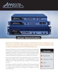Netropy Network Emulator - Action–One AG
