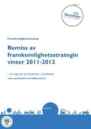 26 u12143bilaga3.pdf (2 814 kb) - Insyn - stockholm.se