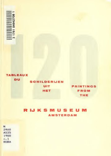 Album : 120 tableaux = 120 paintings = 120 schilderijen