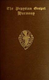 [Publications]. Original series - University of Toronto Libraries