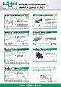 StarDuSter ®ProFlex 75 - Unger - Page 2