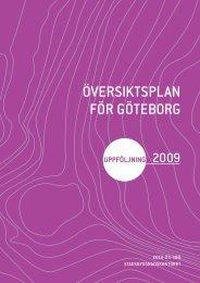 Uppföljningsrapport 2009 - Göteborg