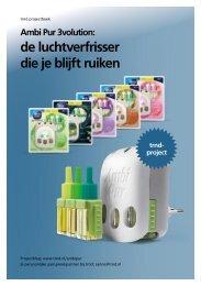 Ambi Pur 3volution: de luchtverfrisser die je blijft ruiken. - trndload