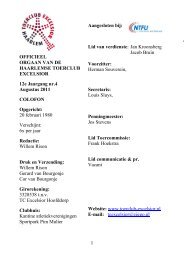 Clubblad 4 2011 - Ziggo