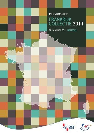 FRANKRIJK COLLECTIE 2011 - Maison de la France