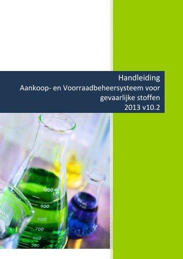 Handleiding - Universiteit Gent