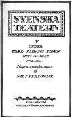 Svenska teatern; några anteckningar - Page 5