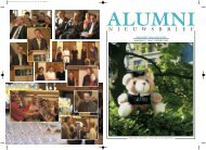 Alumni Nieuwsbrief nr 42 - Universiteit Antwerpen