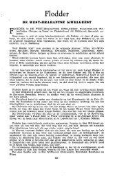 1949 BRABANTS HEEM JAARGANG 1 (I) - Hops