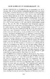 1959 BRABANTS HEEM JAARGANG 11 (XI) - Hops
