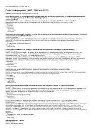 Onderzoeksprojecten (5810 - 5820 van 9127)