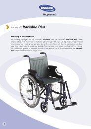 MOB NL 08-13 Variable Plus.pdf - Invacare