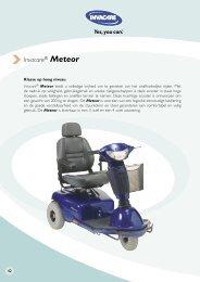 Power NL 42-47 Meteor.pdf - Invacare