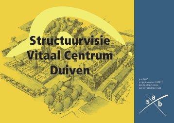 Structuurvisie Vitaal Centrum Duiven