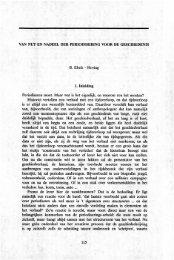 Van nut en nadeel der periodisering voor de geschiedenis - Groniek