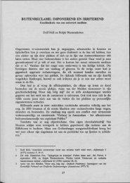 BUITENRECLAME: IMPONEREND EN IRRITEREND - Groniek