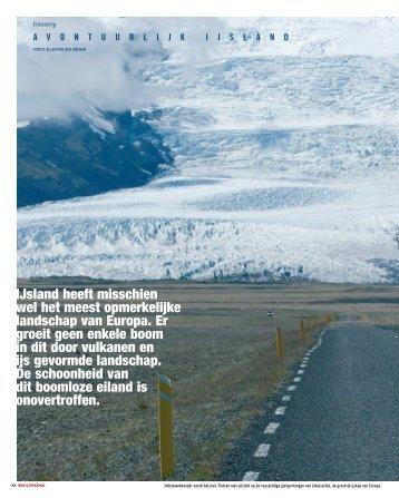 IJsland heeft misschien wel het meest opmerkelijke ... - SiteSpirit
