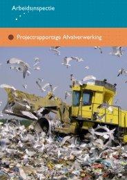 Projectrapportage Afvalverwerking - Pagina niet gevonden