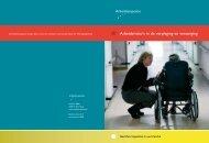 Arbeidsrisico's in de verpleging en verzorging - Pagina niet gevonden