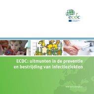 ECDC: uitmunten in de preventie en bestrijding van infectieziekten
