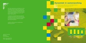 Dynamiek in samenwerking - Kennisnet