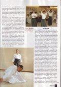 Dragon Magazine Dans la spirale du Kinomichi - Page 6