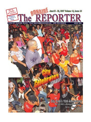 èxtra photos - The Bonaire Reporter