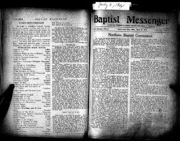 June 29, 1921.pdf - Baptist General Convention of Oklahoma