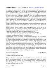 VOORWOORD BETER ENGELS SCHRIJVEN http://www.vssd.nl/hlf ...