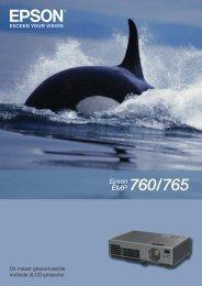 De meest geavanceerde mobiele 3LCD-projector - VB