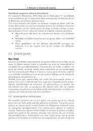 4.3 Groene gevels - Vssd
