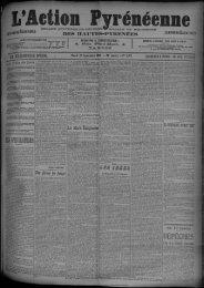 27 septembre 1910 - Bibliothèque de Toulouse
