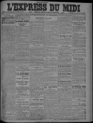 22 septembre 1917 - Bibliothèque de Toulouse