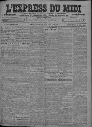 17 octobre 1913 - Bibliothèque de Toulouse