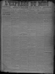 28 septembre 1906 - Bibliothèque de Toulouse