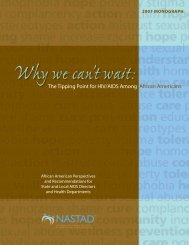 Why We Can't Wait: The Tipping Point - nastad